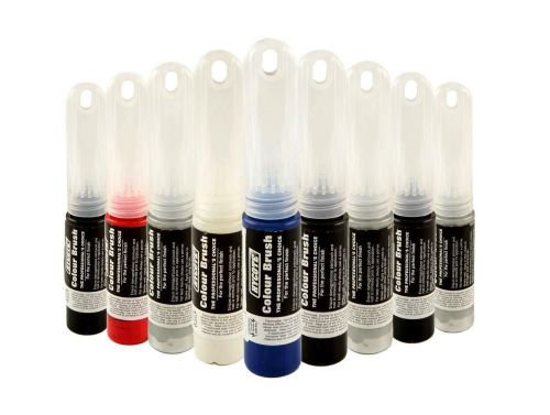 Honda Satin Silver Met Colour Brush 12.5ML Car Touch Up Paint Pen Stick Hycote